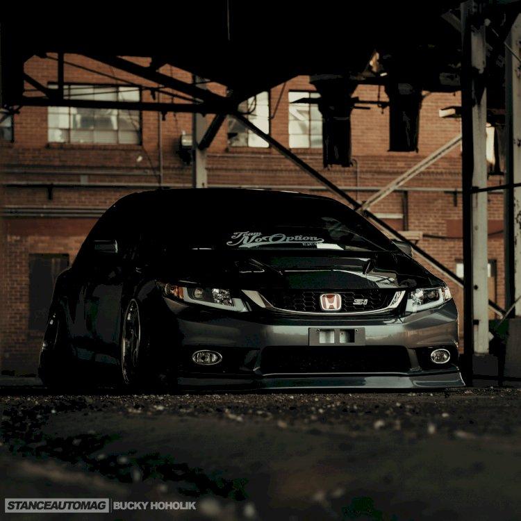 Vincent Vilaphonhpakdy  - 2015 Honda Civic si