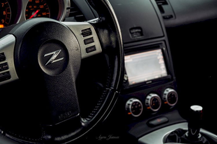 Devonté Charles  - 2008 Nissan 350z