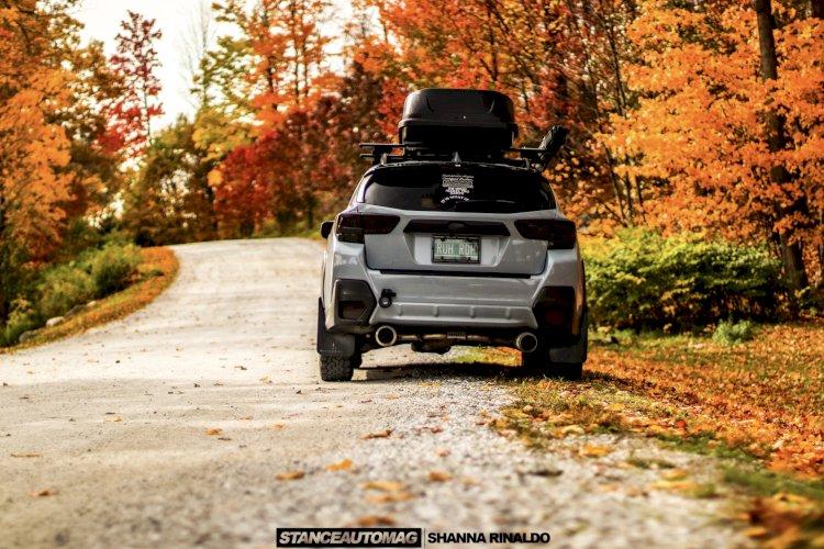 Shanna Rinaldo  - 2019 Subaru Crosstrek