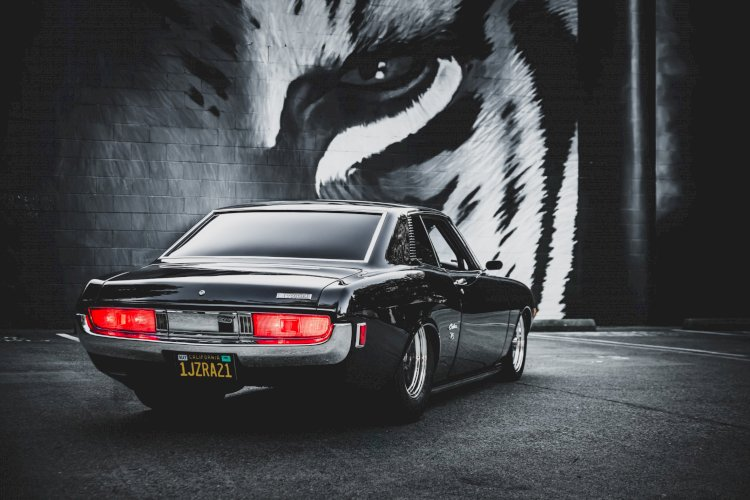 Cary Miller  - 1972 Toyota Celica ST
