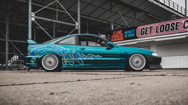 Tim Kennemore  - 1995 Acura Integra