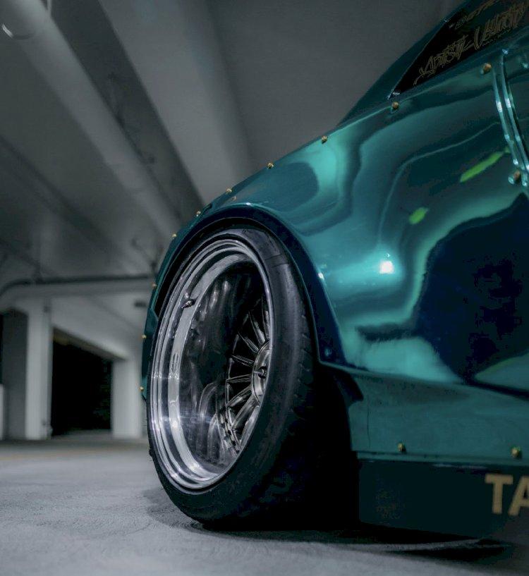 Jimmy Tu  - 2015 Nissan GTR