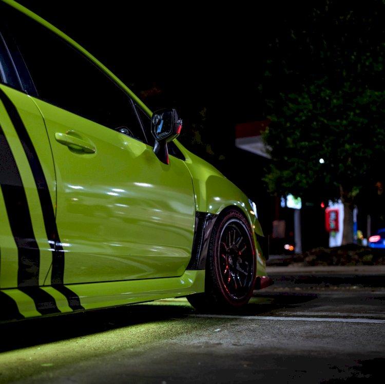 Adin Monroe  - 2017 Subaru WRX