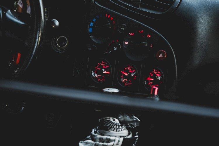 Christopher Calden - 1993 Mazda RX7