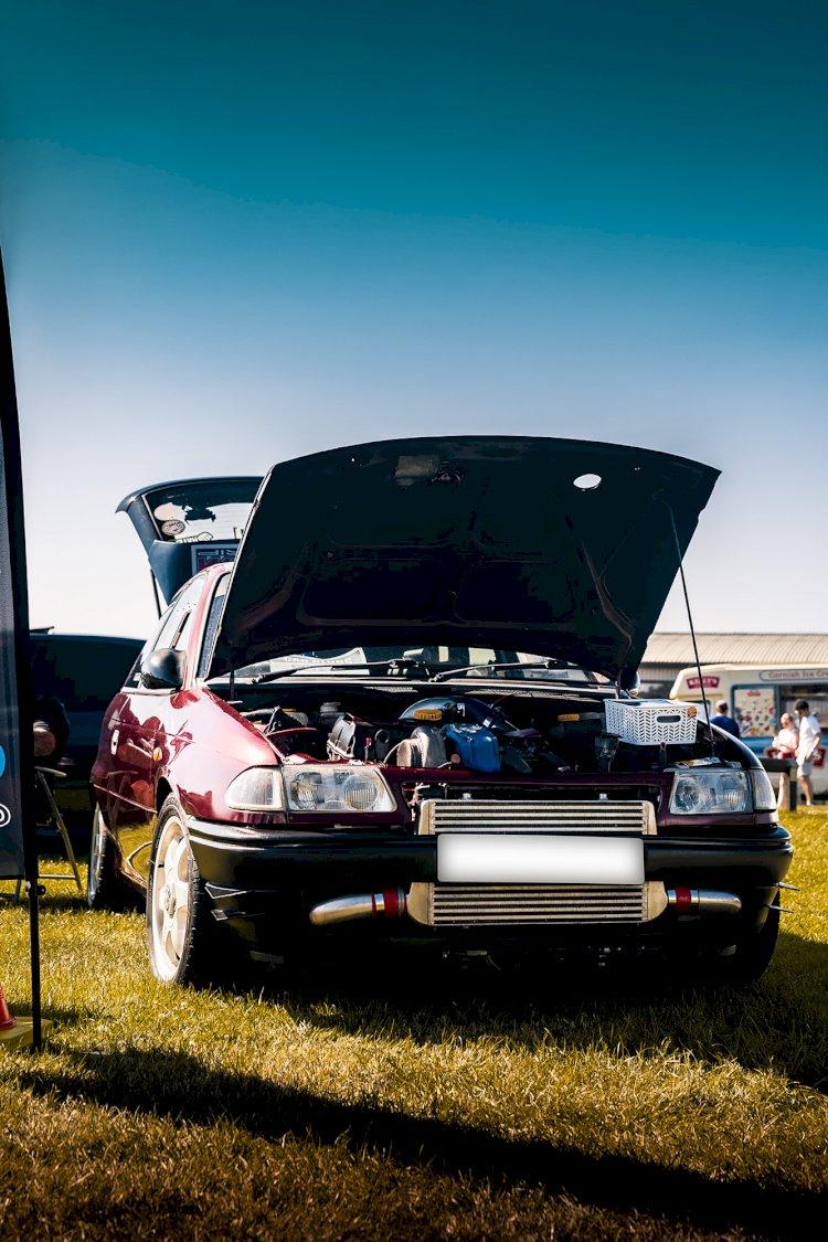 Vauxhall Astra GSI MK3
