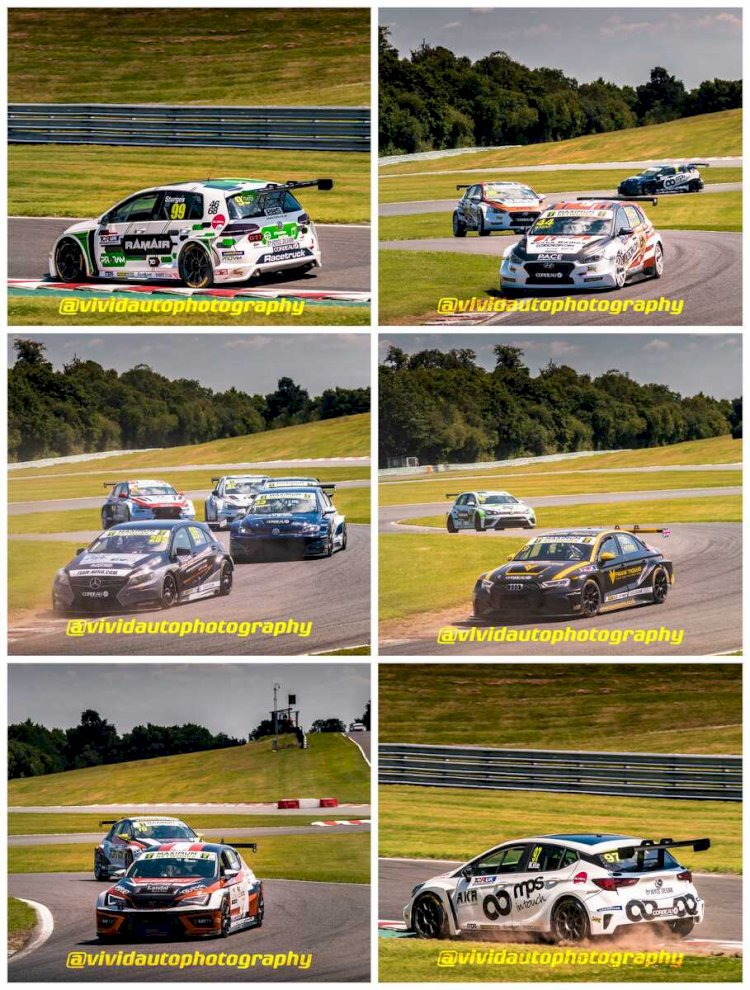 TCR UK Oulton Park | Highlights Cover