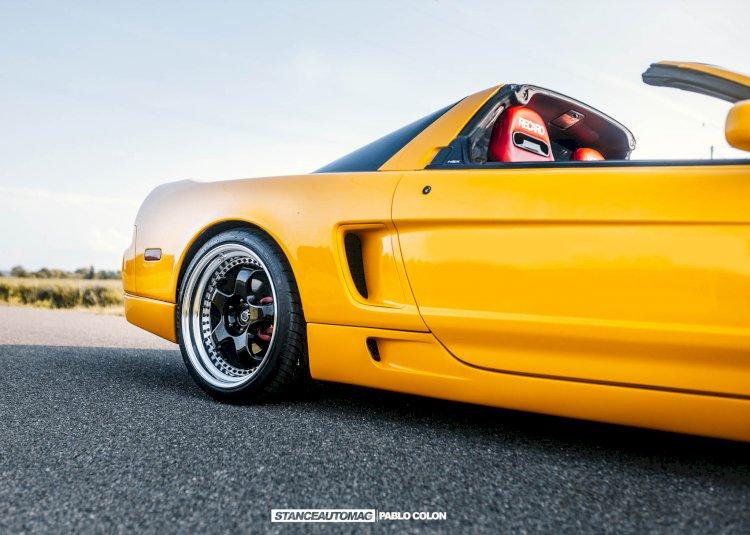 Luis Mercado  - 96 Acura Nsx-T