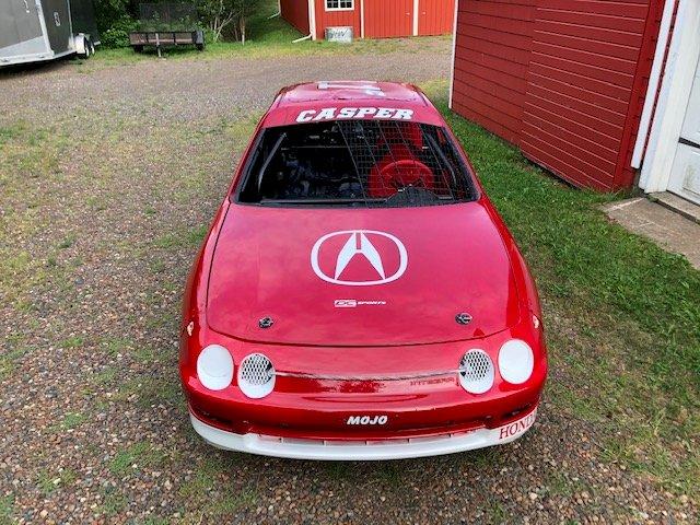 Steven Casper  - 1995 Acura Integra Special Edition