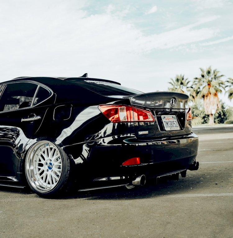Julius Rillera  - 2012 Lexus Is350