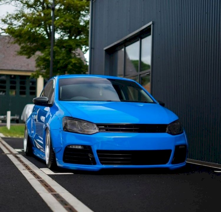 Aaron Thomas - 2015 Volkswagen Polo