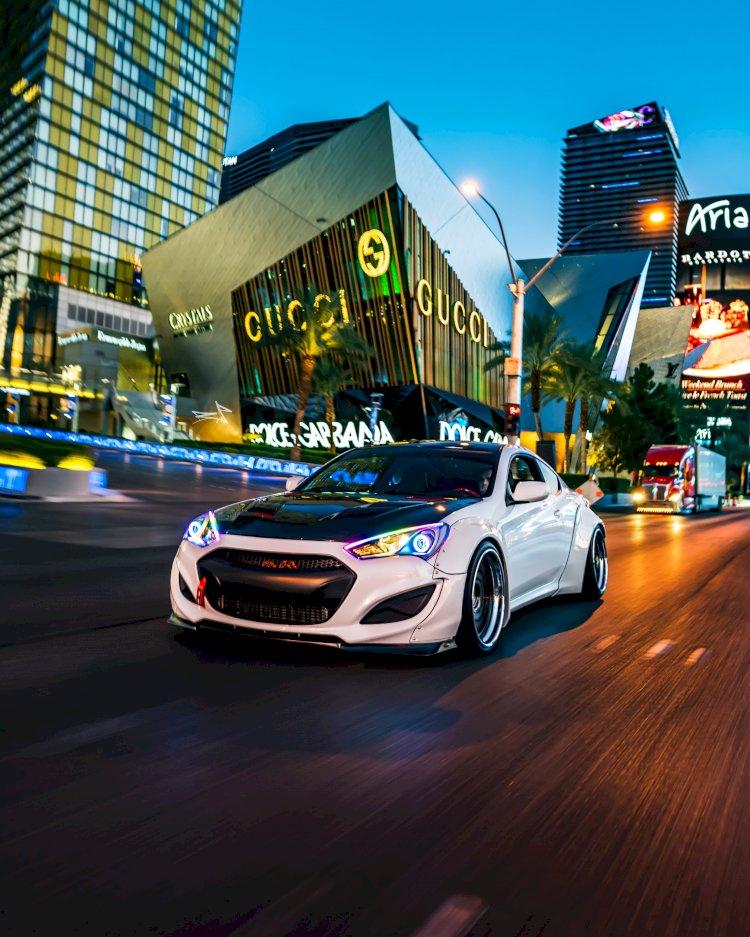 Dustyn Johnson -  Hyundai Genesis Coupe 2.0t