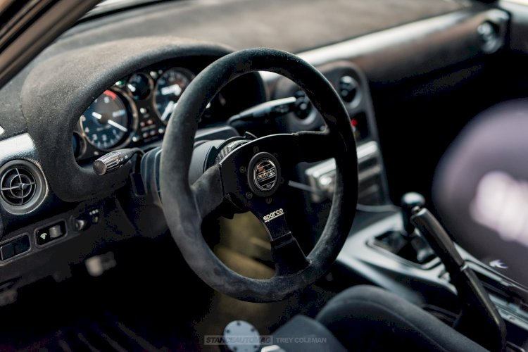 Lennon Radcliffe - Mazda Miata 1994