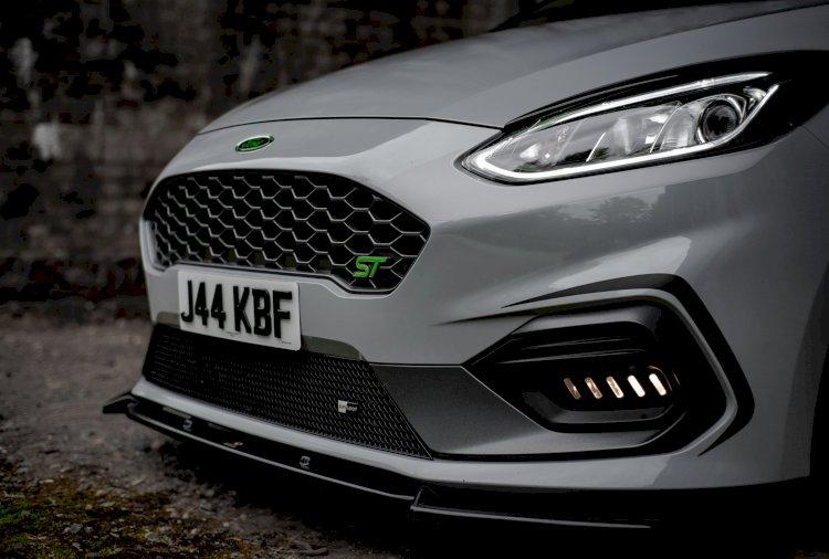 Jack Bates - Ford Fiesta ST3 Mk8