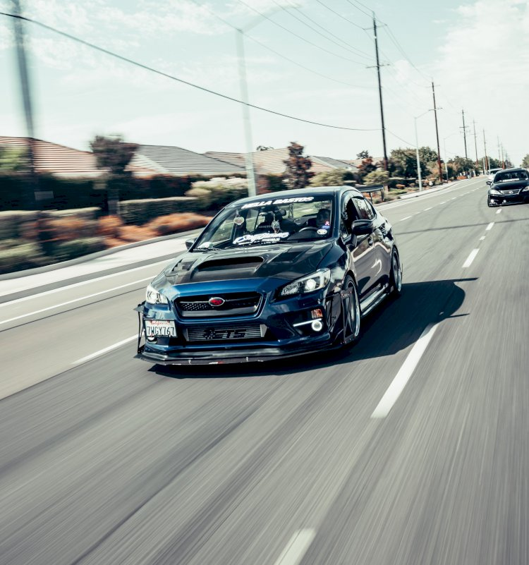 Rowell Esquejo  - 2017 Subaru WRX
