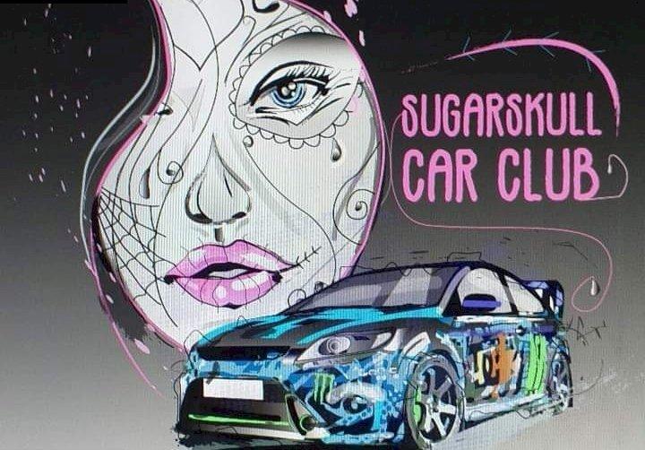 SUGAR SKULL CAR CLUB