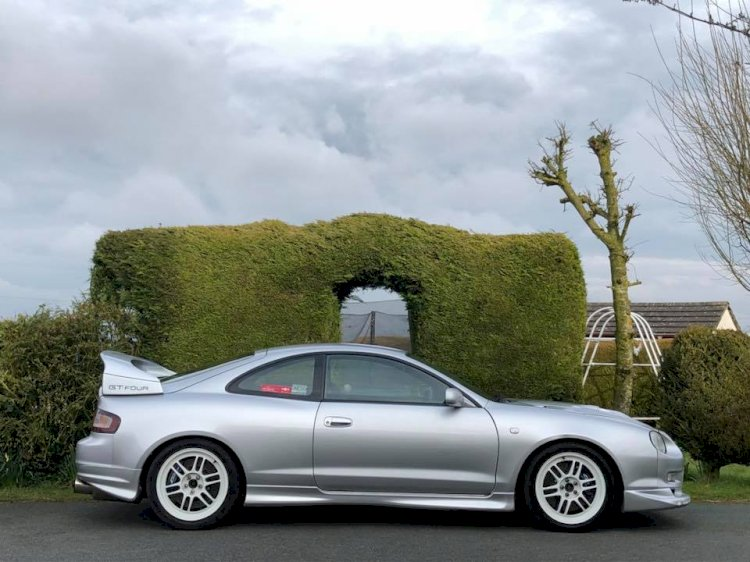 Mark Whitfield - 1998 ST205 Toyota Celica GT-FOUR