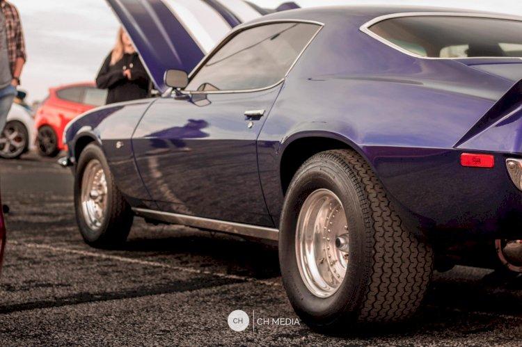 James Evans  1970 Chevrolet Camaro ss