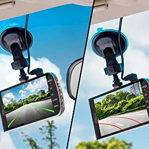 We test the TECHNAXX DASHCAM for everyday use on the road