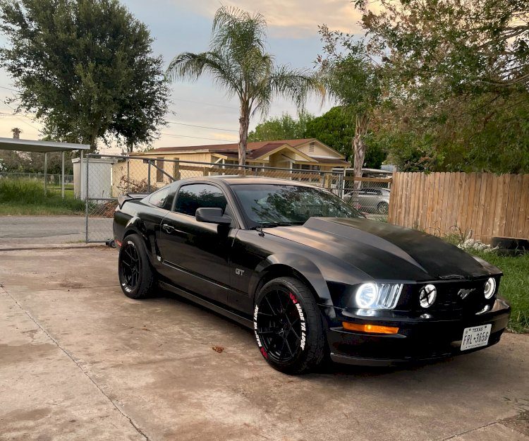 Eddie Salazar  2008 Mustang GT