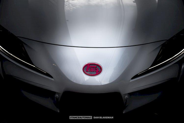 Edwin Suba - 2021 Toyota Supra A91